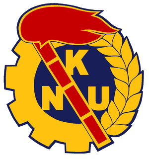 Young Communist League of Norway - Image: NK Ulogotrykk