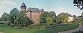 NRW, Krefeld - Burg Linn (panorama) 01.jpg