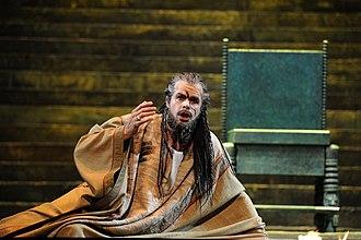 Nabucco - Nabucco's mad scene