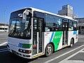 Nagai Bus 929 at Maebashi Station.jpg