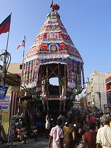 Ekambeswarar Temple, Kumbakonam - WikiVisually