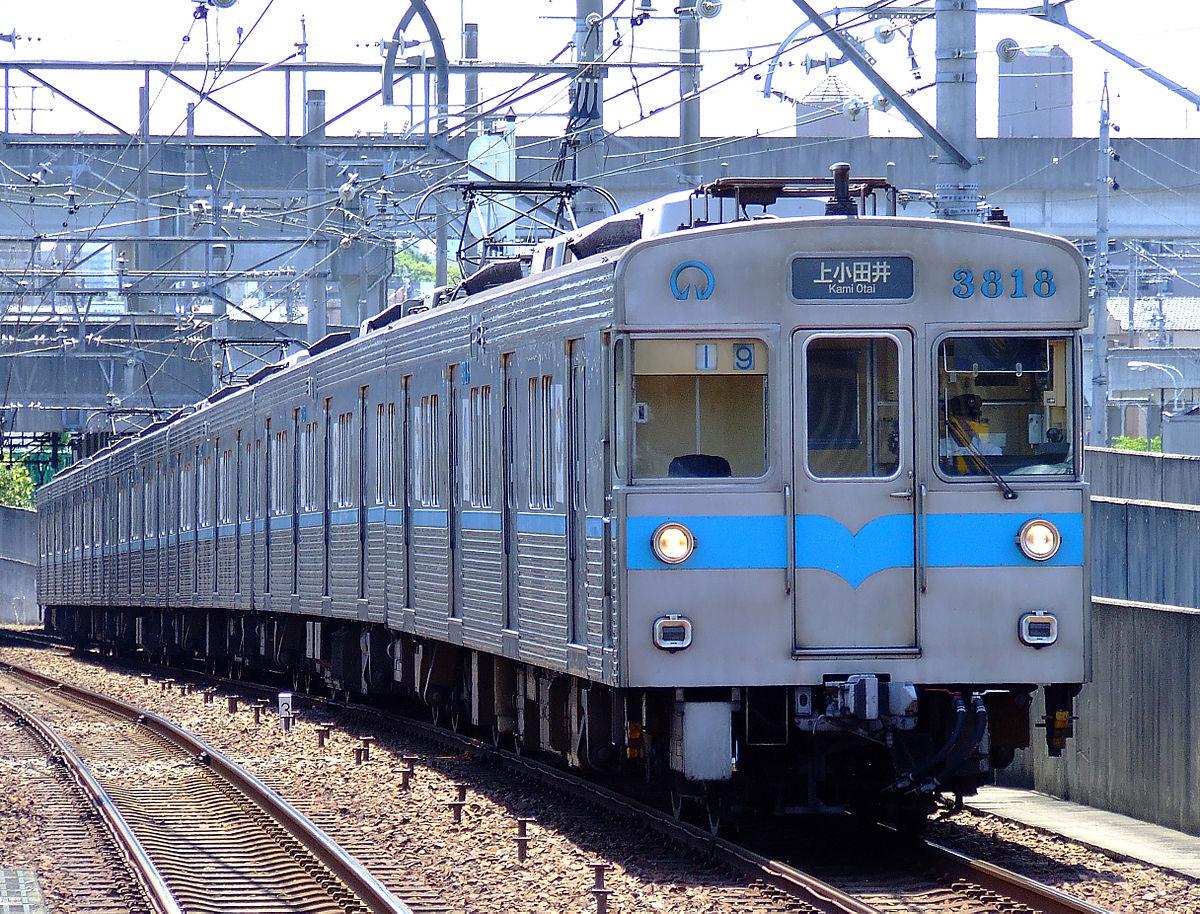 Nagoya Municipal Subway 3000 Series Wikipedia