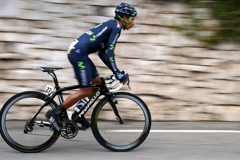 Nairo Quintana, Paris-Nice 2013