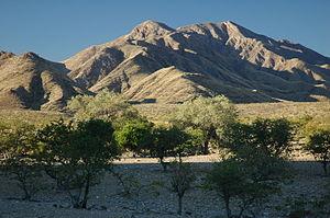 Kaokoland - Mountains in Kaokoland