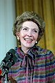 Nancy Reagan Giving a Speech to The American Legion Auxiliary in The East Room.jpg