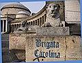 Napoli piazza Plebiscito leoni 1040511.JPG