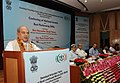 Narendra Singh Tomar addressing at the conferring of the National Awards on the Best Performing Self Help Groups under Deendayal Antayodaya Yojana - National Rural Livelihood Mission (DAY- NRLM), in New Delhi.JPG