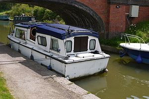 Narrow Boat at Foxton Locks - Flickr - mick - Lumix(5).jpg