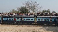 Fail:Narrow gauge railway line Gwalior to Sheopur.webm