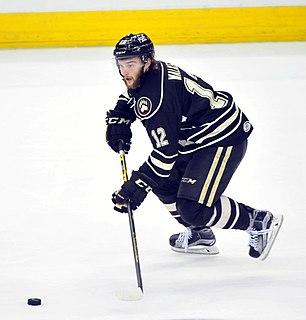 Nathan Walker Welsh-born Australian ice hockey player
