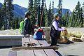 National Public Lands Day 2014 at Mount Rainier National Park (024), Paradise.jpg