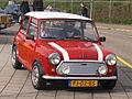 Nationale oldtimerdag Zandvoort 2010, 1986 MINI 1000 E, PJ-02-BS.JPG