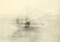 Native Prao, off Bacolod, Negros (1913).png
