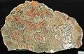 Native copper pods in garnet-pyroxene skarn (Madison Gold Skarn Deposit, Late Cretaceous, 80 Ma; west of Silver Star, Montana, USA) 1.jpg