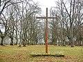 Naturdenkmal Predigtplatz mit imposanten alten Baumbeständen. Diese Linden haben bereits ein Alter von rund 200 Jahren und einen Stammdurchmesser von bis zu 3 m. () Land.Tour.Pfadfinder, Vom mittelalterlichen Weil - panoramio.jpg
