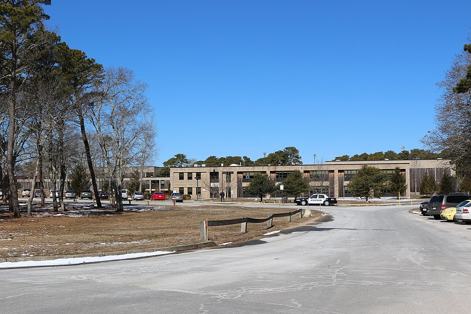 Nauset Regional High School, March 2014