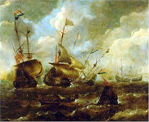 Battle off Lizard Point - Image: Navios 01 an 600 al 489