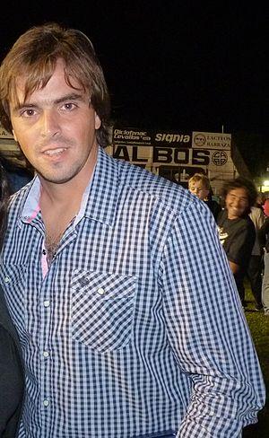 Nicolás Cambiasso - Nicolás Cambiasso in 2012