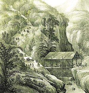 Second Bone War - Dutch troops in Makassar (the Celebes).