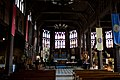 Nef et coeur du XVe siècle, Eglise Sainte Catherine, Honfleur.jpg