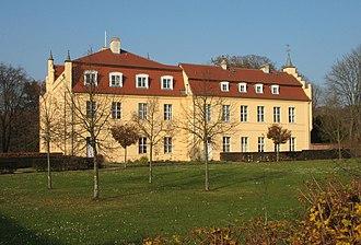 Nennhausen - Image: Nennhausen palace