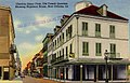 New Orleans LA - Chartres Street View, Old French Quarters, Showing Napeleon House (NBY 430147).jpg
