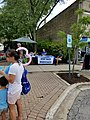 New Trier Democrats straw poll at Wilmette sidewalk sale 20170722 135554(0).jpg