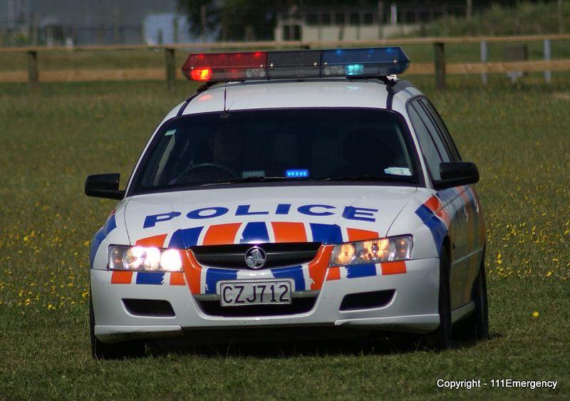 Nowa Zelandia Strzelanina Wikipedia: Bytomska Policja