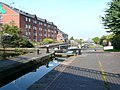 New hotel by Aston Locks, Birmingham and Fazeley Canal - geograph.org.uk - 994768.jpg
