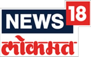 News18 Lokmat - Image: News 18logo