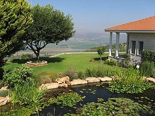 Ramot Naftali Place in Northern, Israel