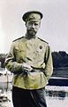 Nicholas II of Russia on the Dnieper River.jpg