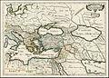 Nicholas Sanson. Romani Imperii qua Oriens est Descriptio Geographica. 1657.jpg