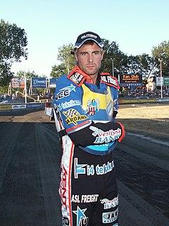 Niels Kristian Iversen Danish speedway rider