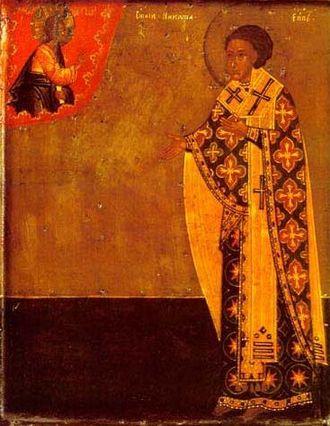 Nicetas of Novgorod - Image: Nikita of Novgorod