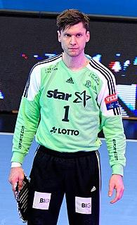 Niklas Landin Jacobsen Danish handball player