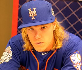 Image illustrative de l'article Noah Syndergaard