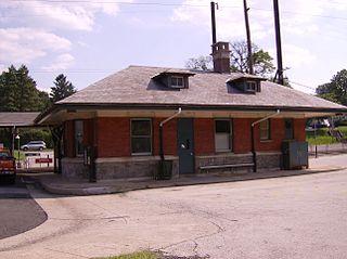 Noble station SEPTA Regional Rail station