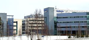 Nokia Peltola Oulu 2006 04 14