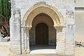 Nonant église Saint-Martin porche.JPG