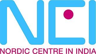 Nordic Centre in India - NCI logo
