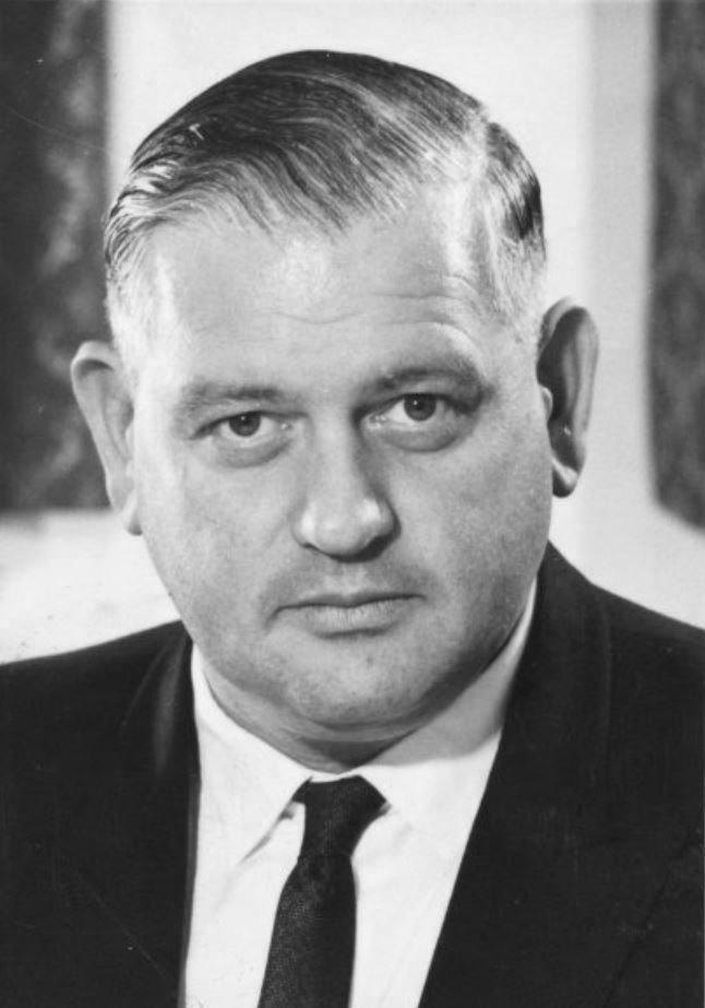 Norman Kirk Portrait