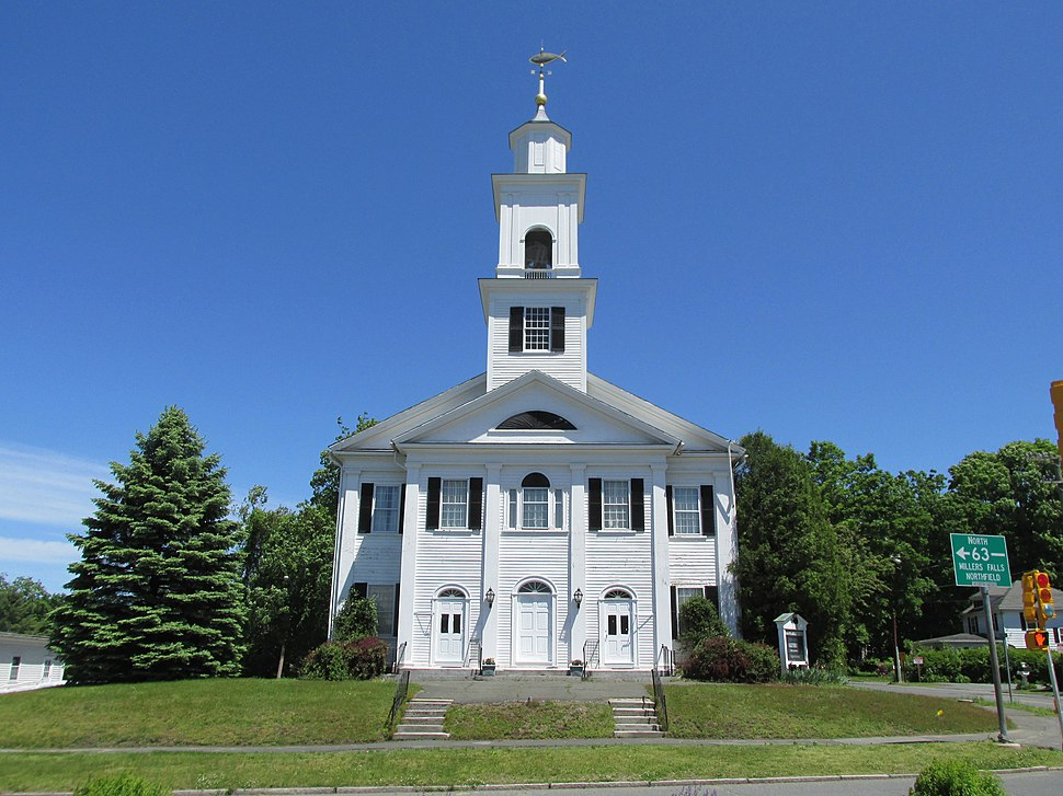 North Congregational Church, North Amherst MA