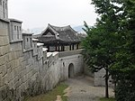 North Gate of the Dongnae eupseong site.JPG