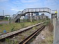 North Woolwich, Factory Road footbridge - geograph.org.uk - 402127.jpg