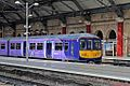 Northern Electrics Class 319, 319380, platform 2, Liverpool Lime Street railway station (geograph 4499510).jpg