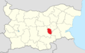 NovaZagora Municipality Within Bulgaria.png