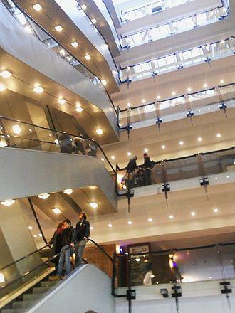 IULM University of Milan - Entrance Hall