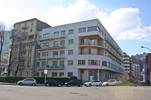 Giuseppe terragni wikip dia for Maison italienne architecture