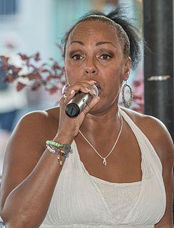 Kayo Shekoni Swedish singer and actress